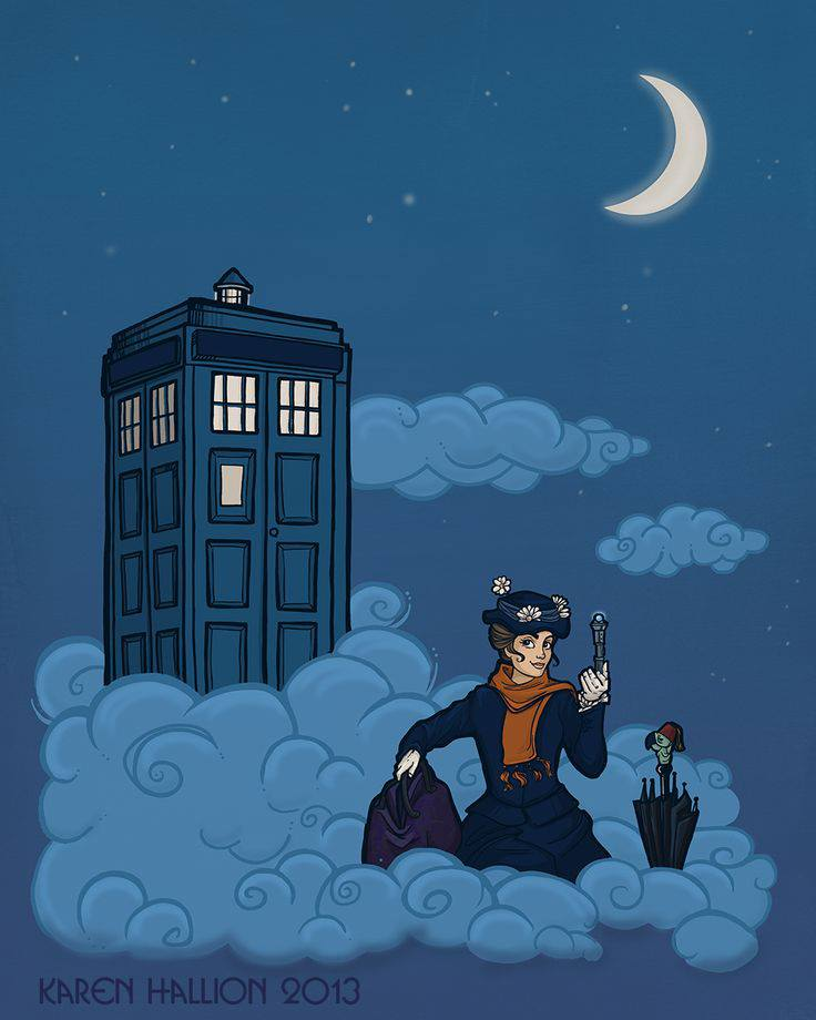 mary poppins doctor who