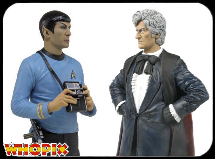 mr spock jon pertwee