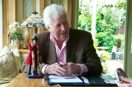 tom baker collector figure