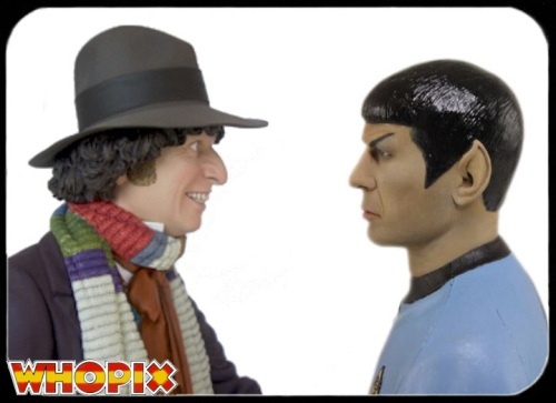 tom baker mr spock