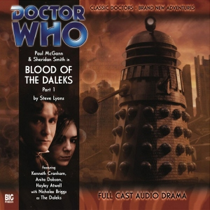 dr who blood of the daleks