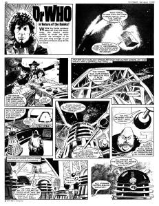 Dr Who Return Daleks 2.1