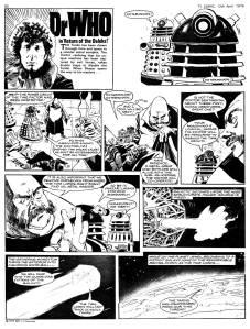 Dr Who Return Daleks 3.1