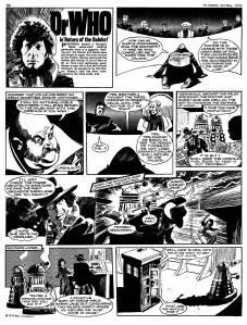 Dr Who Return Daleks 6.1