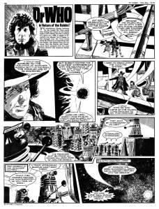 Dr Who Return Daleks 7.1
