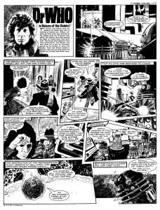 Dr Who Return Daleks 8.1