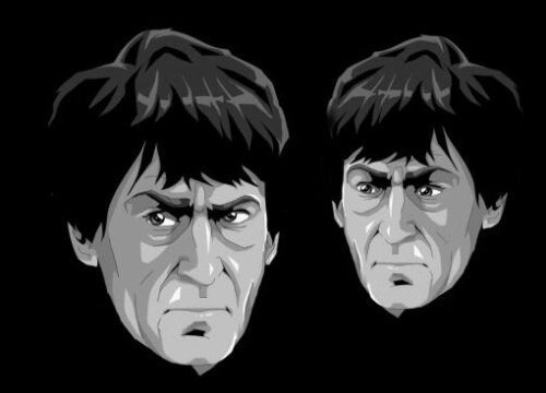 dr who troughton animated