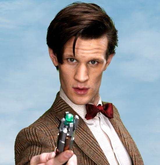 Matt Smith Doctor Who 2013