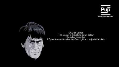 moonbase animated dr who