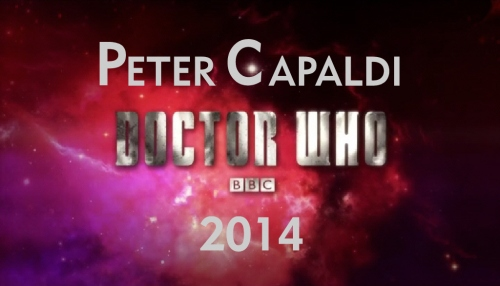 PETER CAPALDI DR WHO 2014