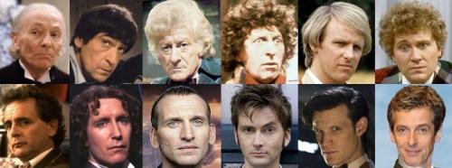 peter capaldi is doctor who twelve