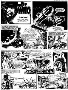 Dr Who Dalek Revenge 1.1