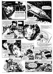 Dr Who Dalek Revenge 6.1