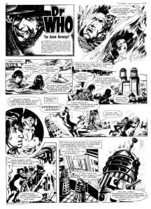 Dr Who Dalek Revenge 8.1