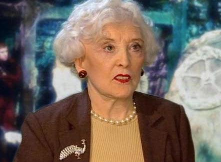 June Hudson Dr Who
