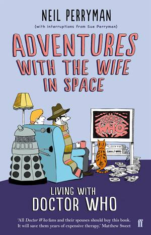 adventures with wife in space book