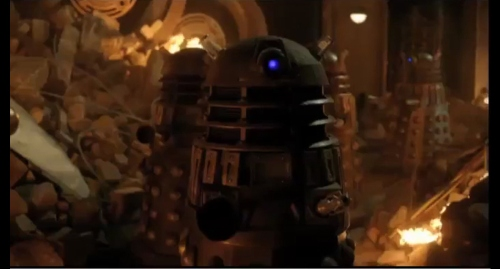 day of the doctor daleks on gallifrey