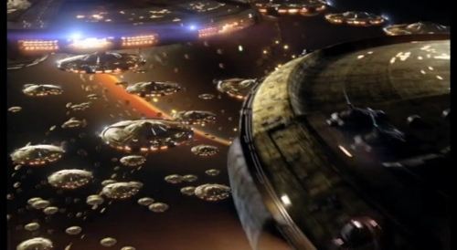 day of the doctor trailer dalek armada