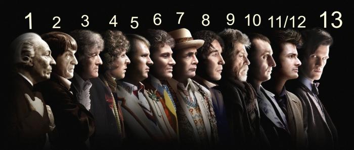 thirteen doctors