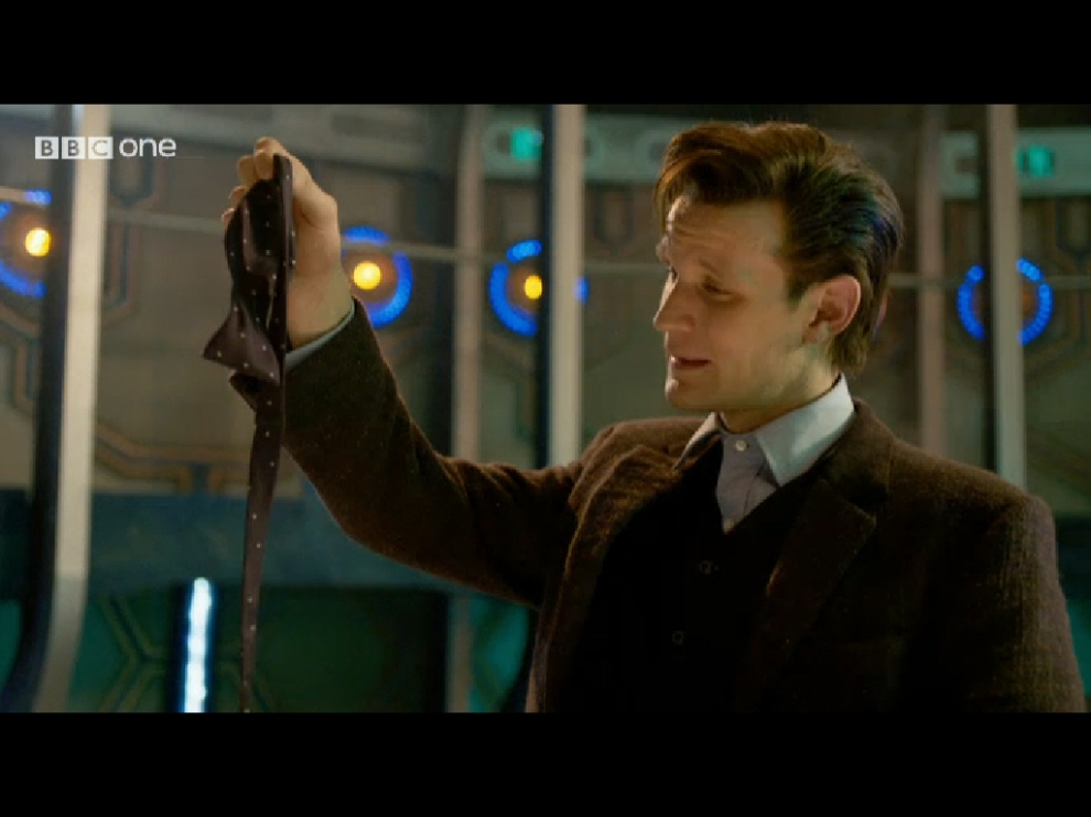 Matt Smith Regeneration 02