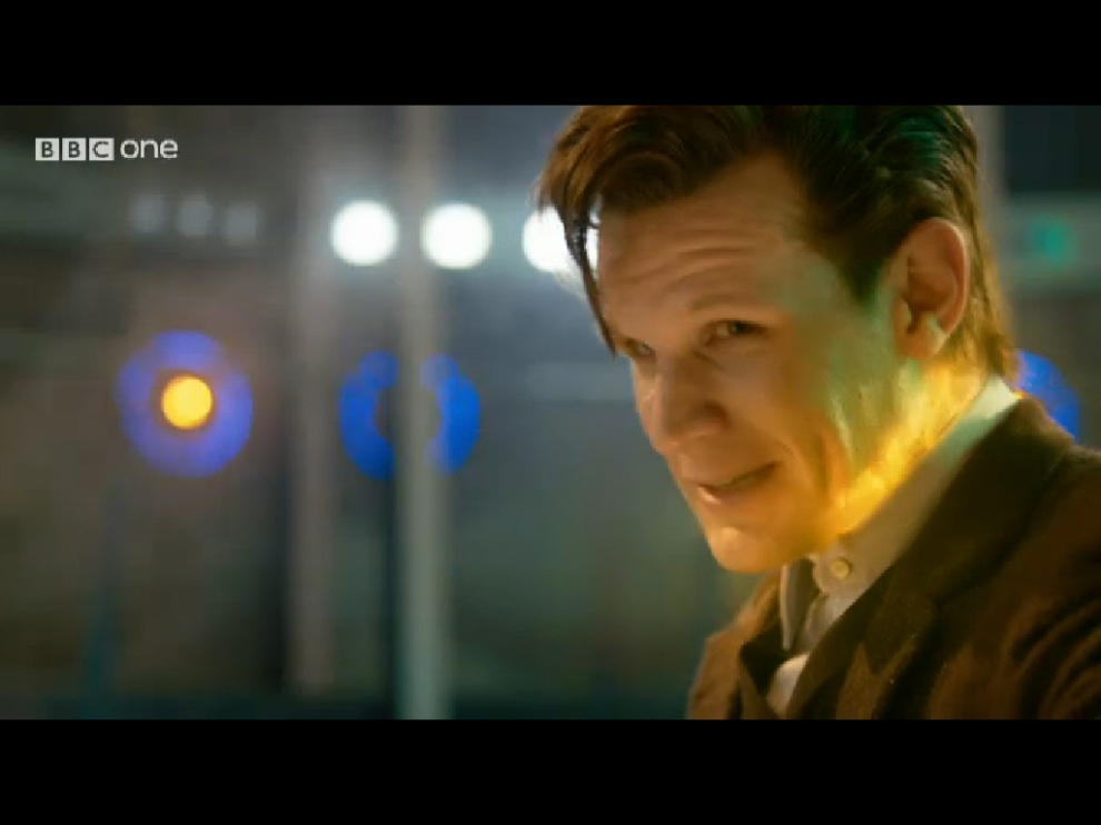 Matt Smith Regeneration 03