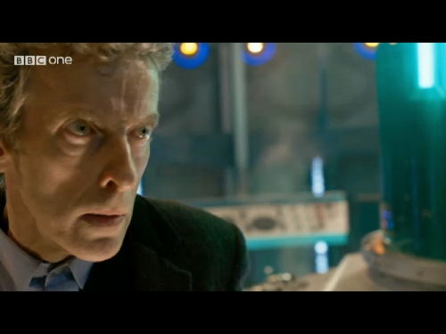 Peter Capaldi Doctor Who 01