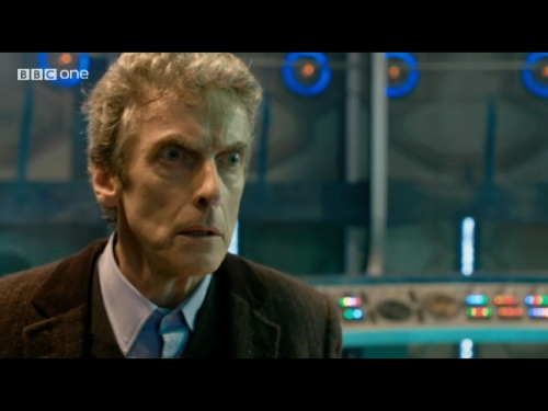 Peter Capaldi Doctor Who 02