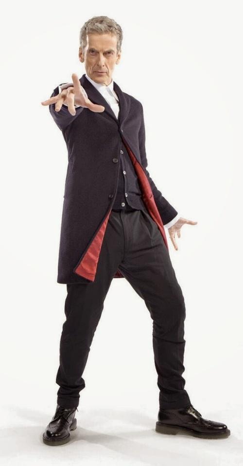 Capaldi Costume