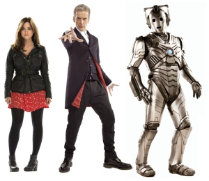 Doctor Capaldi and The Cybermen