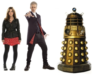 Doctor Capaldi and The Daleks