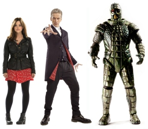 Doctor Capaldi and The Ice Warriors