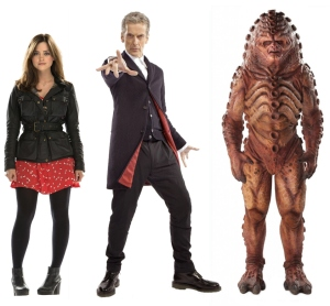 Doctor Capaldi and The Zygons