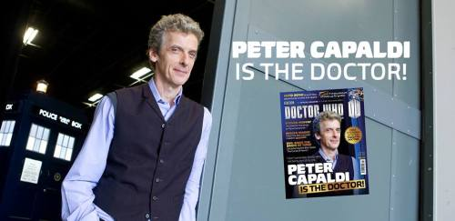 doctor capaldi