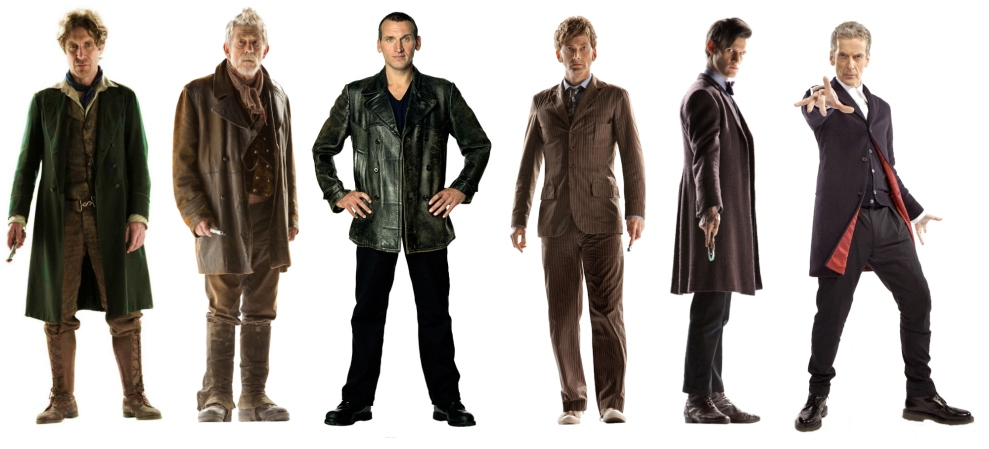 Doctor Who 2005 - 2014