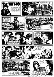 Dr Who Mutant Strain 1