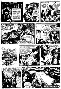 Dr Who Mutant Strain 5