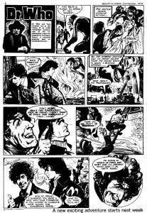 Dr Who Mutant Strain 6