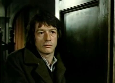 john hurt in the ghoul 1975 doctor who