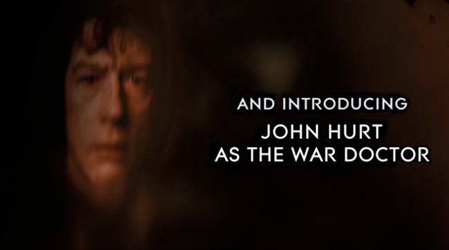 "John Hurt in ""The Ghoul"""