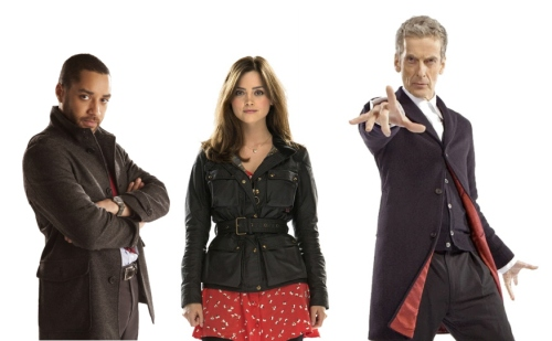 doctor capaldi danny and clara series eight