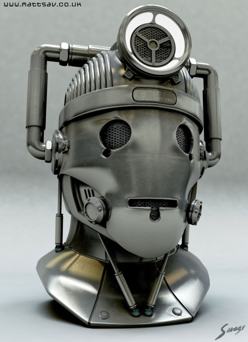 Cyberman by Matthew Savage