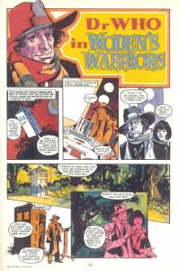 Dr Who Woden's Warriors - 1
