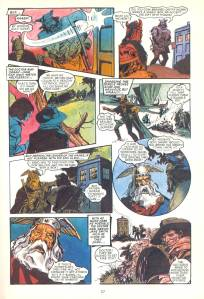 Dr Who Woden's Warriors - 3