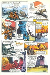 Dr Who Woden's Warriors - 5