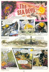 Dr Who The Sea Devil 1