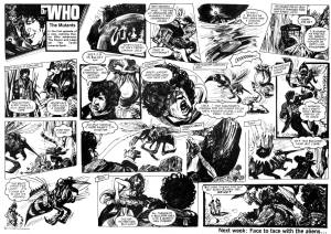 Dr Who The Mutants 1