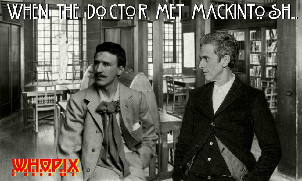 peter capaldi charles rennie mackintosh