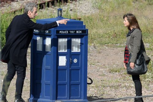 doctor who shrinking tardis 1