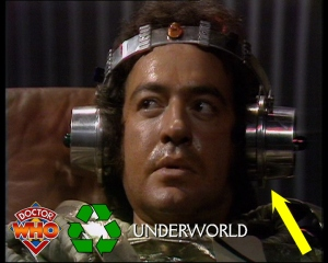 doctor who recycling underworld