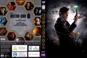 dr who 50th box set disc 1